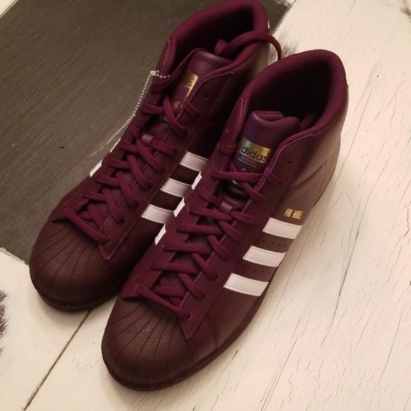 8007804d6d3c0a Adidas Pro Model Size 12